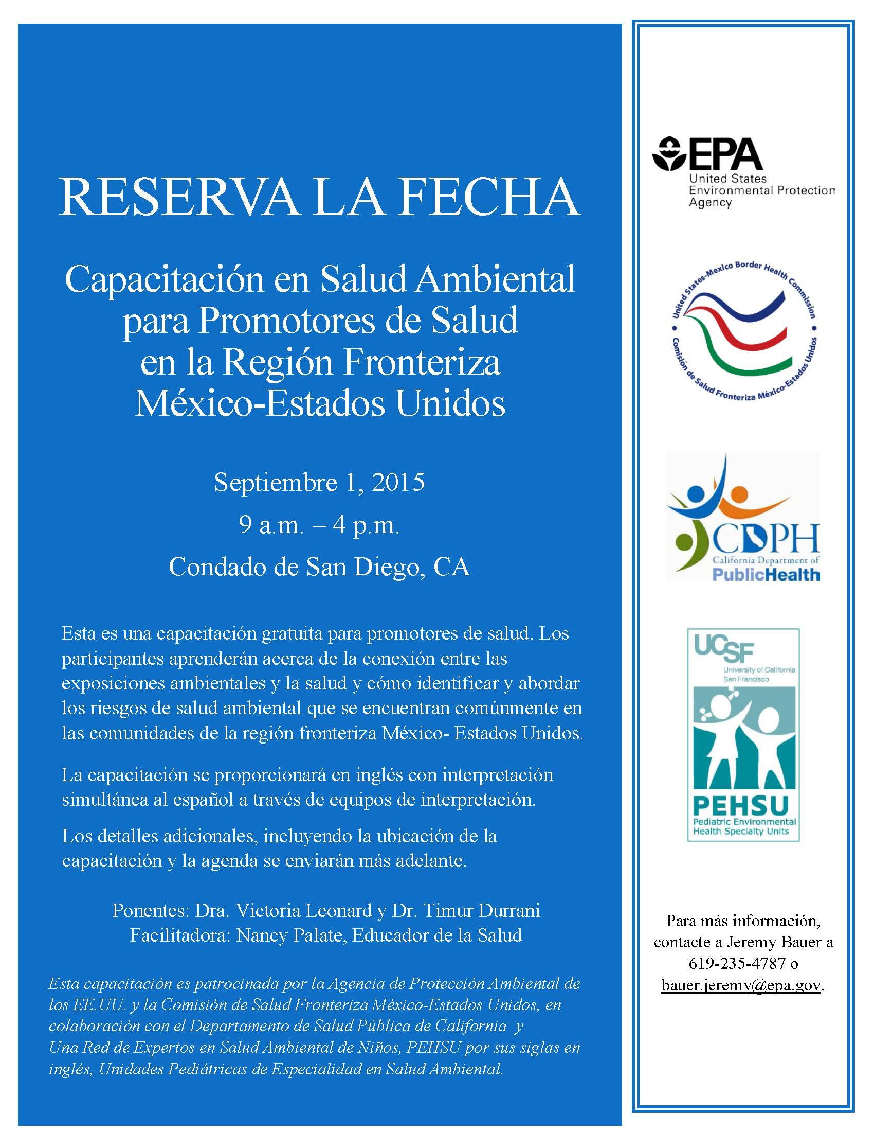 STD_EPA Promotores Training_Spn_San Diego_071715 FINAL_Page_1